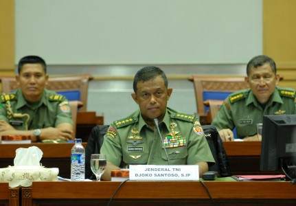 Jendral TNI Djoko Santoso