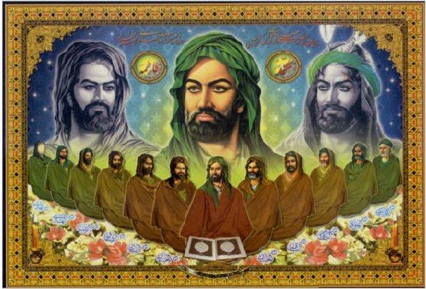 Imam Ali Kakek Buyut Imam Mahdi as