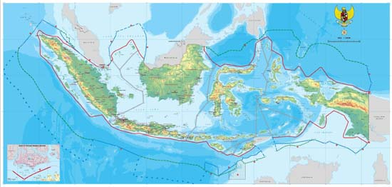 kepulauan indonesia Inilah 24 Rekor Dunia yang Masih Dipegang  Indonesia