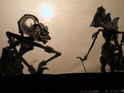 pertempuran antara kebaikan dan kejahatan
