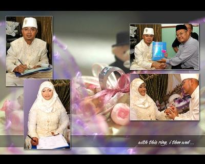 Menikah secara syariat Islam